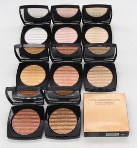 Trasporto libero 2018 NUOVI cosmetici di marca alta qualità 8 colori nuovi prodotti mineralizzati pastello premuto polvere 1 PZ