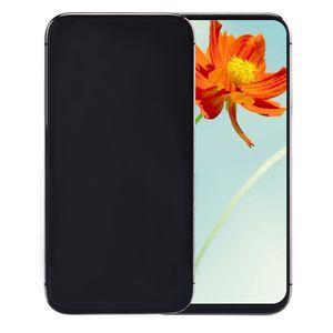 Barato 3G WCDMA Goophone 11 Pro Max Rosto ID Quad Core MTK6580 1GB 4GB OS Android 6.5 polegadas All tela de carregamento sem fio 3 Câmeras Smartphone