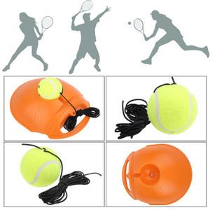 Haute Qualité Heavy Duty Tennis Formation Outil Exercice Tennis Ball Auto-étude Rebond Ball Tennis Trainer Plinthe Sparring Outil
