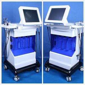 5 en 1 Hydro Dermabrasion con pantalla táctil Hydra Dermabrasion Water Dermabrasion Skin Peel Microdermabrasion Machine CE / DHL Envío gratis