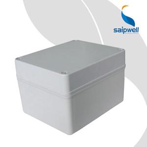 방수 플라스틱 ABS 인클로저 접합 상자 170 * 140 * 110mm SP-02-171411