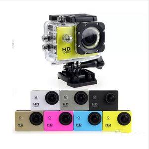 2018 SJ4000 1080P Full HD Action Digital Sport Camera 2 Inch Screen Under Waterproof 30M DV Recording Mini Sking Bicycle Photo Video Cam