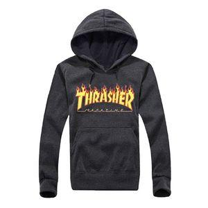 Designer hommes Hoodie Sweatershirt Pull Hoodies Vêtements de luxe mince à manches longues mouvements de jeunesse Marque Streetwear