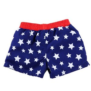 Kids Children's Board Shorts Boys Kids Summer Beach Swimwear Swim Swimming Pants