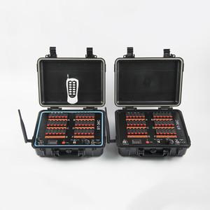 72 Cues Remote Wireless Fireworks Ateşleme SistemiProteknik FiringsystemSequential FireSalvo FireStep Yangın ateşleyici / e-maç