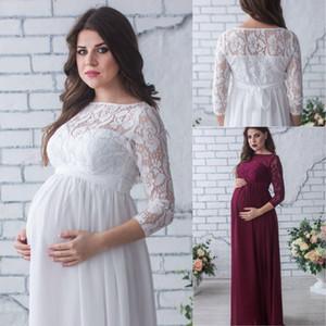 femme sexey dentelle robes de maternité photographie de maternité accessoires robe de grossesse maxi photographie photo enceinte maman vêtements de maternité