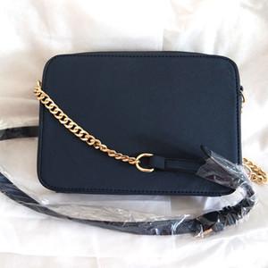 Bolso de mujer famoso Messenger Bag Bag Calidad Mini Cadena de moda Pequeño bolso cuadrado Bolso