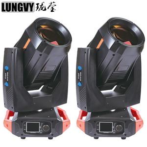 2pcs / lot récent 350W 17R DMX Stage Light Moving Head Beam LED scène Light bar / Party Light Bar / Disco Light