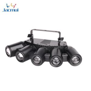 2018 Новое освещение 5 * 40W RGBW 4в1 LED Beam Bar Light для ночного клуба партии DSCO