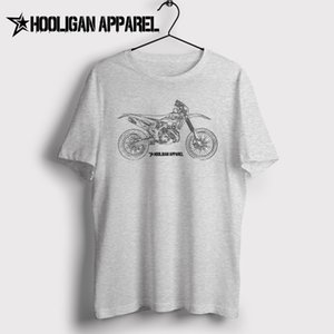Camiseta Beta 250 RR Enduro 2018 Inspired Motorcycle Art para hombre