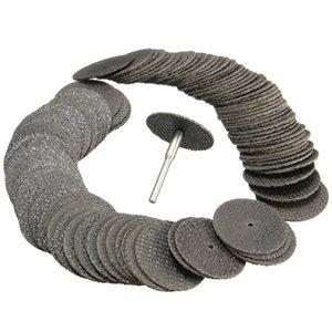 32mm Abrasive Tools Fiberglas verstärkte Trennscheibe Trennscheibe / 2.35mm Polierscheibe Dorne Fit Dremel Drehwerkzeug Zubehör