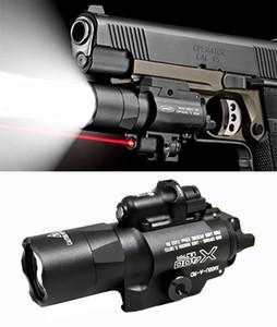 뜨거운 판매 마킹 X400U LED 손전등 토치 레드 레이저와 함께