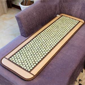 Masajeador eléctrico Calefacción Colchón Germanio Stone Pad Medical Jade Sofá colchón Envío Gratis Para dormir bien