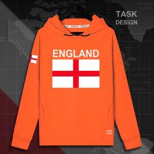 England Hoodies Hop UK Trainingsanzug Hoodie HIP Englische neue Sweatshirt Herren Kleidung Streetwear Eng Pullover Flag Nation Frühling Männer Urweh