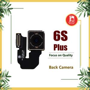 Parte de trás da câmera traseira para iphone 6 s plus flash cam lente da fita cabo flex substituição de peças de reposição peças do módulo de câmeras para iphone 6 ...