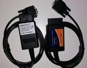 10PCS LOT ELM327 COM V1.4B OBDII 개정 펌웨어 OBDII RS232 프로토콜 ELM 진단 OBD는 도구 327 모든 OBD2 스캐너 Lbffx 지원