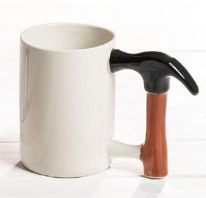 (6pcs)Supply Hot Sale Factory Price Tea Mug New Arrival Cup Incense Coffee Cup Creative Mug Hammer Cup