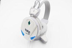 Game new luminous headphones, computer net bar headphones headset manufacturers wholesale plugs diameter 3.5mm Plug type direct insertion t