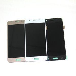 Samsung GALAXY J5 J500 J500F J500FN J500M J500H 2015 LCD Ekran Dokunmatik Ekran Digitizer Meclisi Ile