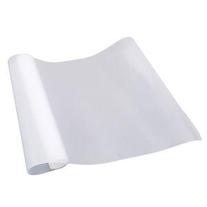 2018 New Kitchen Table Transparente Mat gaveta Liner Roupeiro Pad Cupboard Placemat Moistureproof Dustproof pad 978334