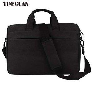 Tuguan الرجال / المرأة حقيبة كمبيوتر محمول حقيبة للماء المحمولة حالة الكمبيوتر حقائب حقائب حقيبة الهواء برو بواسطة 15.6 بوصة للذكور