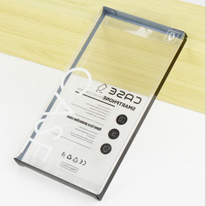 2018 pacote de varejo universal pvc caixa de embalagem caixas de plástico para o iphone x xr max 8 7 6 plus samsung galaxy s9 além de telefone case no insert