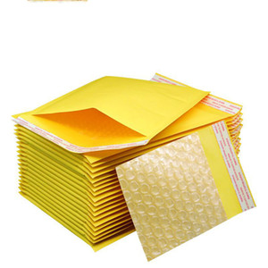 9 tamanho da bolha saco 110 * 130 centímetros-200 * 250 centímetros de auto-selagem poli bolha de papel Kraft correio envelope saco PE bolha envelopes acolchoados sacos de embalagem
