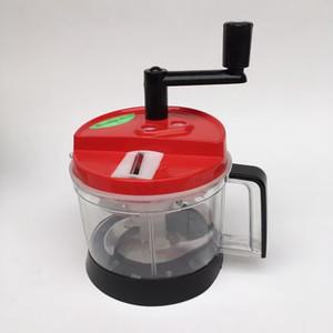 All'ingrosso ripieno manuale multifunzionale fresa trituratore smerigliatrice piatto piatto pulper mobilia macinazione delle carni miscelatore macinatore