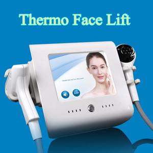 Satılık termo yüz kaldırma rf termo kaldırma yüz ekipmanı Radyo Frekans Termo Yüz Sıkılaştırıcı Sıkma Cilt Gençleştirme