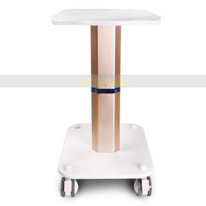 Carrello di alluminio del salone di bellezza per il piedistallo di designazione della macchina di cavitazione rf