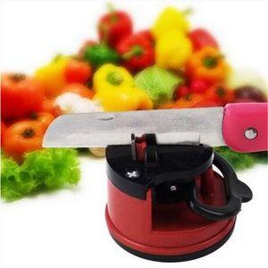 Hot atacado vendas !!! Scissors de moedor de faca Secure Chef Sharpening Sharpener Ferramenta de cozinha Moshi