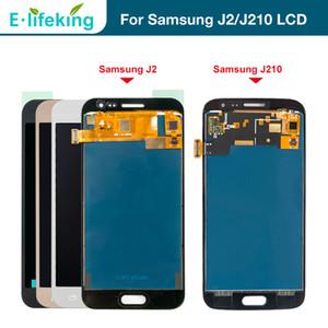 Lcd ersatz für samsung galaxy j2 j200 2015 und j210 2016 lcd display touchscreen digitizer assembly für samsung j200f j200m j200h