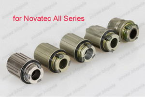 Free shipping Novatec 412  792 Powerway M42 MTB disc bike hub cassette body 8 9 10 11S with shiman or XD