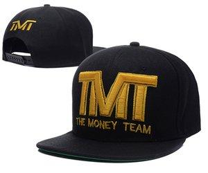 علامة الدولار الجديدة المثيرة الجديدة على المال TMT Gorras Snapback Caps Hip Hop Swag Hats Men Fashion Cap Ball Brand For Men Women