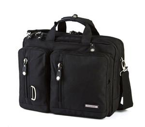 Kol ve Omuz askısı ile FreeBiz Laptop Çanta Çok fonksiyonlu Evrak çantası 15 15.6 17 17.3 18 18.4 İnç Dizüstü uyar