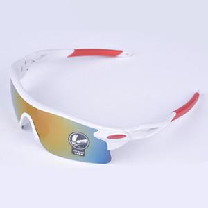 2018 Новый Велоспорт очки UV400 красочные Велоспорт очки велосипед очки Солнцезащитные очки Gafas Ciclismo очки 6 цветов