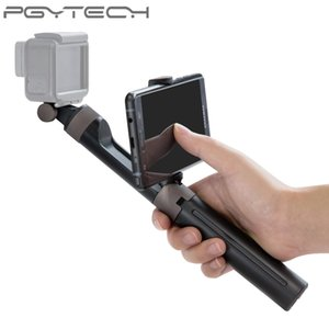 PGYTECH Handheld Universal bracket DJI Mavic Air Selfie Sticks Handheld Gimbal Stabilizer Holder for Action Camera Tripod