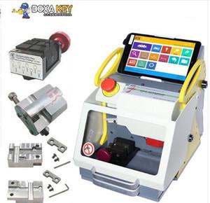 Диагностический автомат для резки SEC-E9 ключа автомобиля лазера CNC инструментов ключевой отрезал ключи дома и ключи автомобиля включая 6 струбцин