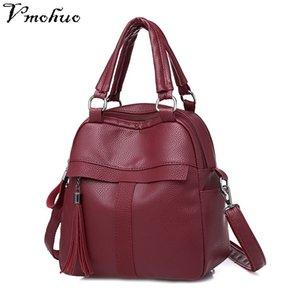 VMOHUO женские рюкзаки высокое качество школьный рюкзак мода женщина рюкзак кожаные бренды элегантный Mochilas Эсколар Feminina