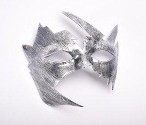 Vintage Masken Dance Party Mysterious Retro Masken Maskerade Maske für Halloween Supplies Schwarz Gold Silber MenWomen Maske