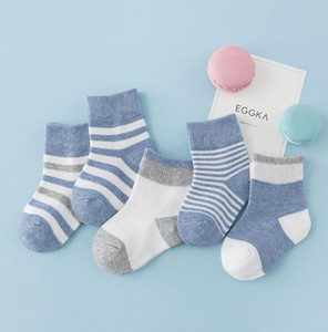 الجوارب القطنية الخريف الشتاء طفل شريط الرضع تنفس الجوارب الطابق طفل منزل ملابس لطيف صبي الأحذية جورب فتاة