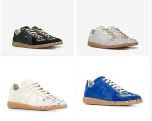 nouveaux gros New High Top Bootie baskets en cuir Marche Mode homme Chaussures Hommes Casual Flats chaussures à la main 38-46