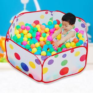 Горячий Стресс Мяч Экологичные Красочные Мягкие Пластиковые Воды Бассейн Мяч Океан Волны Детские Забавные Игрушки На Открытом Воздухе