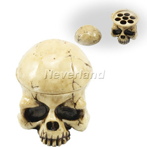 [Healthy Life] Professional Devil Style Skull Tattoo Ink Cup Cap Holder Supply