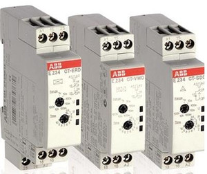 ABB Thermistor motor protection relays