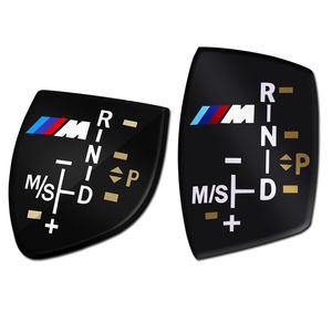 ارتفاع التحول M5 M لتغطية جير BMW مقبض ملصق شعار 5 X6 M3 اكسسوارات 325I سلسلة F18 F35 F30 F20 F21 GT 3 جودة 328 سيارة 3D Kjwci