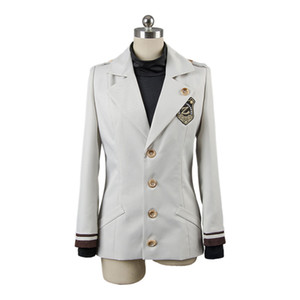 Mystic Messenger Zen Ryu Hyun Zenny Suit Cosplay Costume Jacket Shirt Halloween Carnival Party costumes