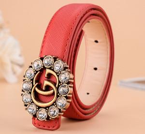 Nouvelle Europe ceintures en cuir enfants de CASUL design de la marque PU enfants garçons filles mode ceinture enfant populaire