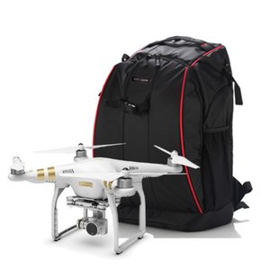 Aerial UAV double shoulder bag multi-function outdoor waterproof anti seismic UAV bag outdoor sports bag