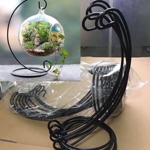 Spirale Ornement Présentoir Fer Hanging Stand Rack Titulaire Pour Plante De Noël Ornement Chandelier Maison De Mariage Décoration WX9-474